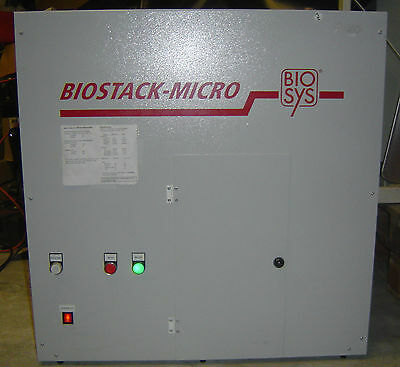 Bio-sys Gmbh Bio Reader Stack Microplate Stacker Lab Equipment