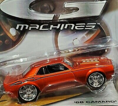 Hot Wheels 68 1968 Chevy Camaro G Machines Detailed Collectible Chevrolet Car Or