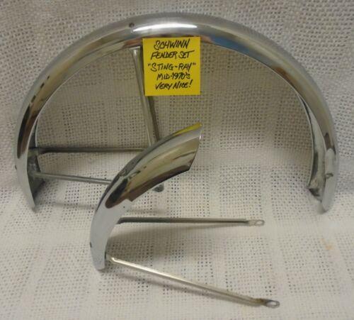 "Schwinn Fender Set, ""Sting-Ray"" 20""Bike, mid-1970"