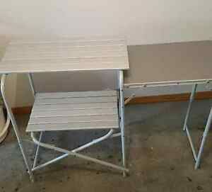 Camping fold up table Latrobe Latrobe Area Preview