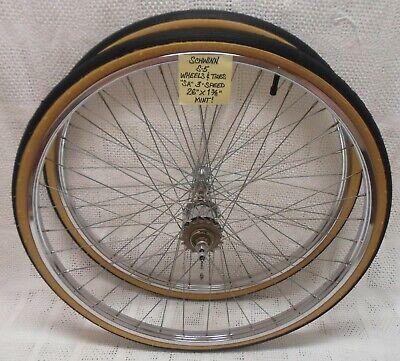 "NOS Torrington double butted 10 19//32/""  26/""  balloon tire bicycle spokes Schwinn"