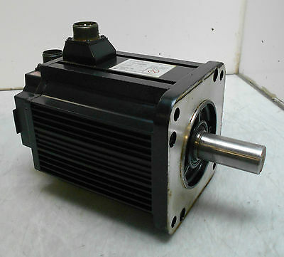 Yaskawa Ac Servo Motor Sgmg-44asaab 1500 Rpm Used Warranty
