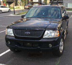 Ford explorer NBX v8 2004
