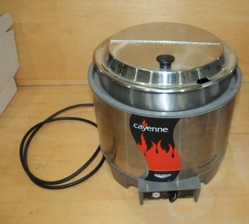 Vollrath Cayenne HS-11 Food Warm Heat N Serve Rethermalizer 11 Quart