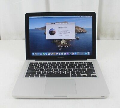 "Apple MacBook Pro 13"" Mid 2012 Core i5 2.50GHz 4GB RAM 320GB HDD Catalina"