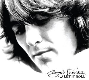 GEORGE HARRISON (NEW SEALED CD) LET IT ROLL 19 GREATEST HITS / THE VERY BEST OF