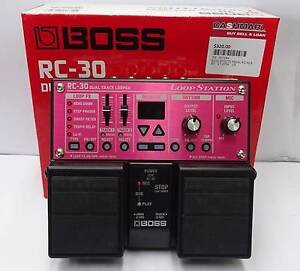 Boss Dual Track Looper (RC-30) *GREAT VALUE!* Dandenong Greater Dandenong Preview