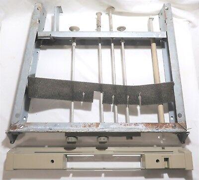 Dometic RM2310 3 Way RV Motorhome Refrigerator Base, Base Front, Push Rods, etc.