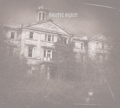 HAUNTED ASYLUM SOUND EFFECTS CD HAUNTED HOUSE EVIL HORROR SICK HALLOWEEN - Halloween Sound Effects