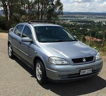 2004 Holden Astra Sedan Campbell North Canberra Preview