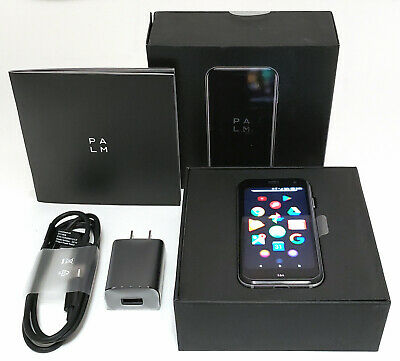 NEW Palm PVG100 Smart Phone Titanium VERIZON Wireless Android Minimal Compact