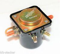 Motorino Di Avviamento Interruttore Magnetico Interponendo Relè 12v 85a - inter - ebay.it
