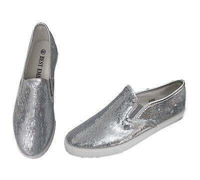 175697839ef0be Silberne Schuhe Damen Test Vergleich +++ Silberne Schuhe Damen ...