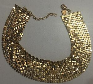 Oroton Gold Necklace Choker Pennant Hills Hornsby Area Preview