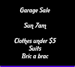 Garage Sale 7am  46 Lusitania St, Newtown Newtown Ipswich City Preview