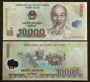 VIETNAM-10-000-dong-2012-P119-Polimero-S-C-Polymer-Banknote-UNC