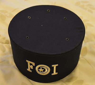 VERY RARE Nation of Islam security member Detroit HAT!!! c1963 African American