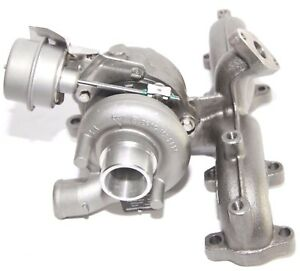 New 1 9l Vw Tdi Oem Replacement Vnt15 Golf Jetta Beetle Turbocharger Turbo 99 03