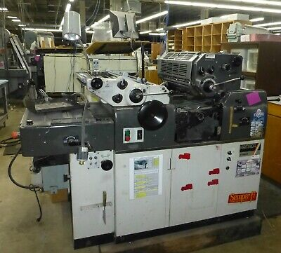 Hamada 775CD 2-color Printing Press
