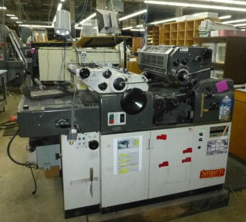 Hamada 775CD 2-color Printing Press