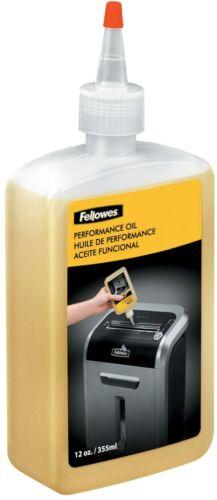 Fellowes 35250 Powershred Shredder Lubricant Oil for Crosscut/ Microcut Shredder