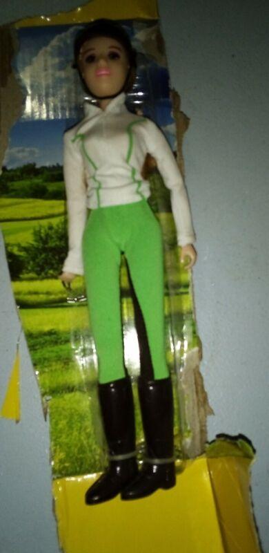 Breyer traditional english doll retired