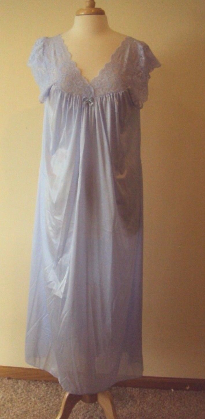 shadowline silhouette nightgown style 32737 53 long