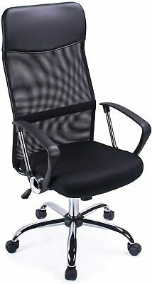 Silla giratoria de malla elevadora 360, silla de ordenador, silla de oficina