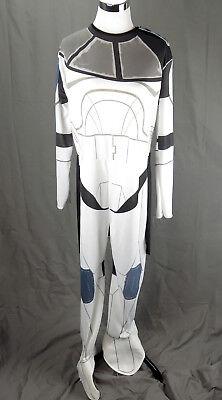 Halloween Star Wars Stormtrooper Body Suit only Unisex (Body Suit Halloween)