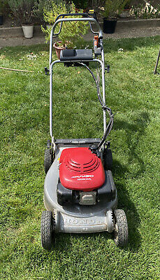 Honda HR1950 Petrol Lawn Mower Self Propelled Key Start