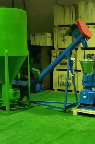 Series Screw Conveyor WITH SPEED VARIABLE IN OUR WARE HOUSE MIAMI USA