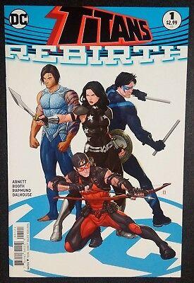 TITANS REBIRTH #1 VARIANT COVER 1ST PRINT DC COMICS