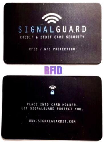 RFID Credit Card Wireless Illegal Blocker