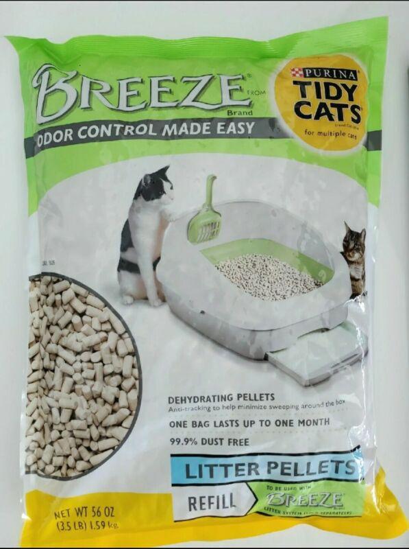 2-pack Tidy Cats Breeze Cat Litter Pellets, Refill