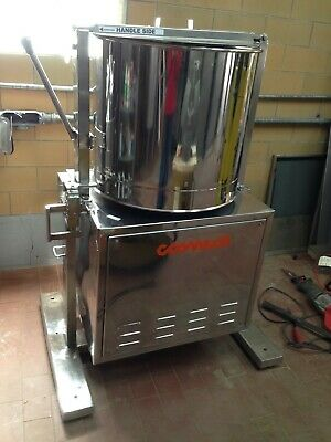Tilting Stone Wet Grinder For Chocolate Rice Etc
