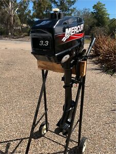 3.3hp Mercury Outboard Motor