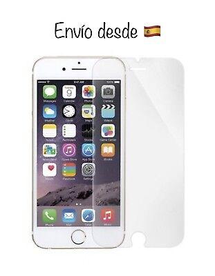 Cristal Templado 0.33mm iPhone 6Plus/6sPlus + Funda Gel Ultrafina