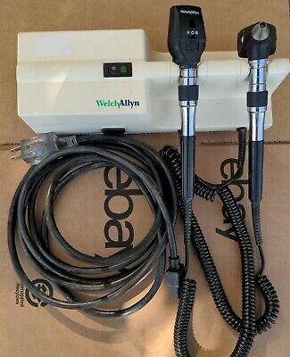 Welch Allyn 767 Series Wall Transformer With Heads