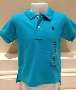 Boys Ralph Lauren Polo Shirt Ebay