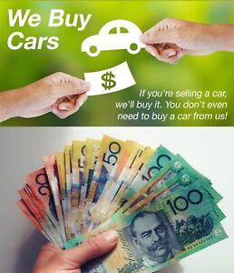 WE BUY CARS FOR CASH ! QUICK, EASY AND HONEST ! **GET AN OFFER NOW** Victoria Park Victoria Park Area Preview