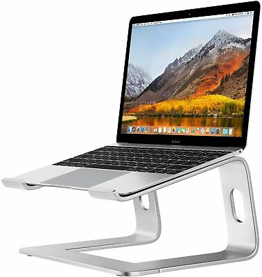 Supreme Pro Laptop Stand - Silver