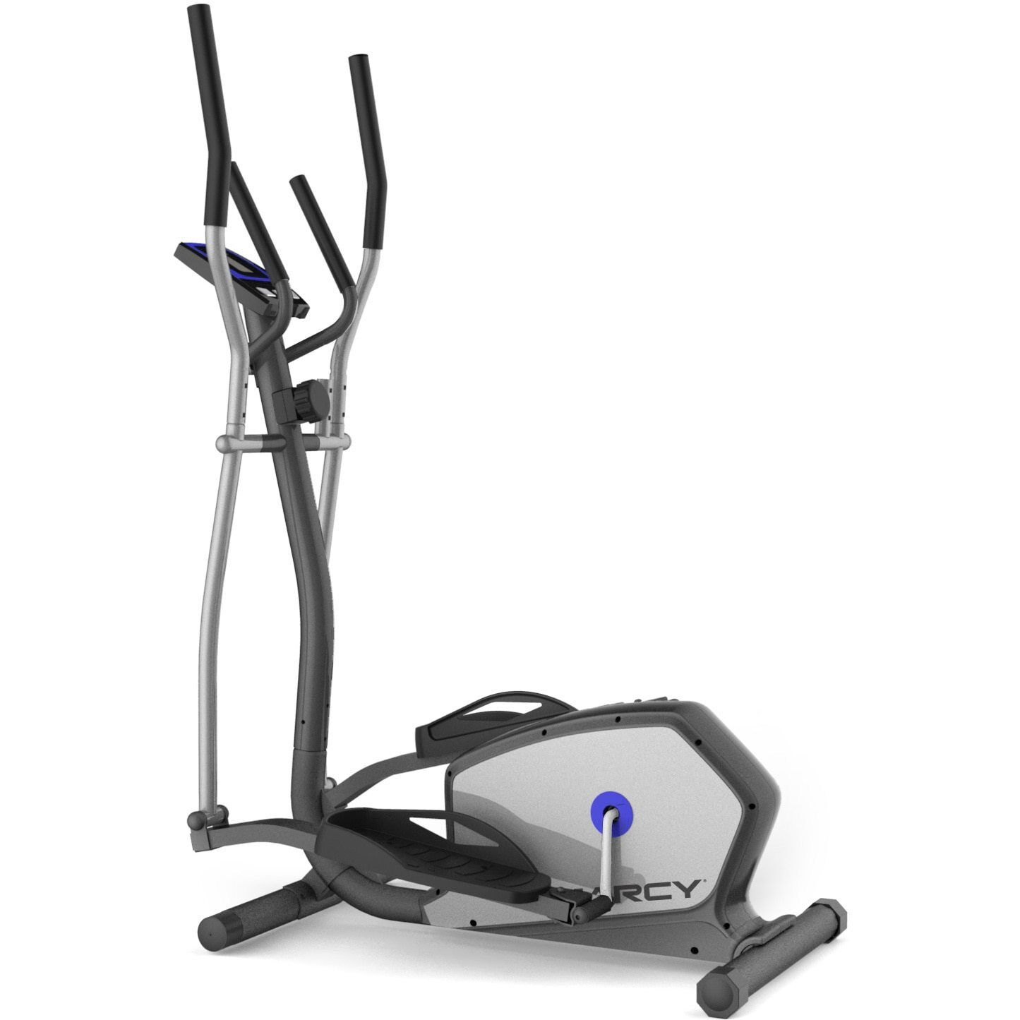 Marcy Elliptical NS-1201E Stride Compact Cardio Fitness Exer