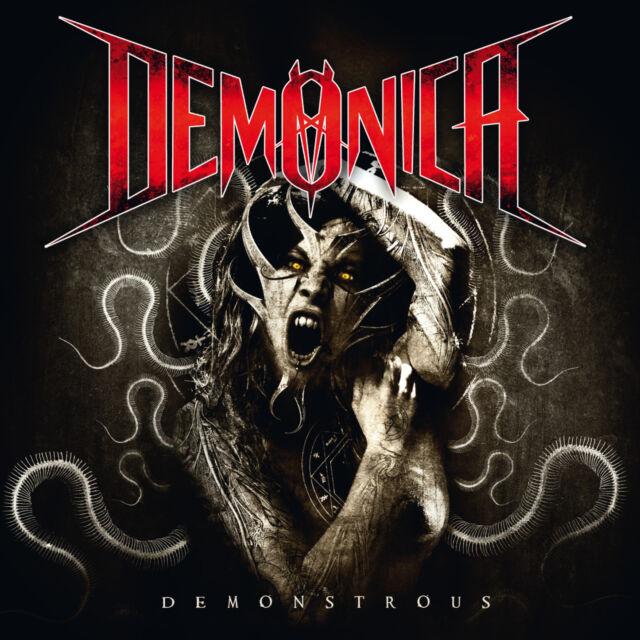 DEMONICA - Demonstrous - CD - 200677
