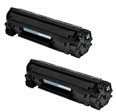 2-Pk/Pack 78A CE278A Toner for HP LaserJet Pro M1536DNF MFP P1560 P1566 P1606DN segunda mano  Embacar hacia Mexico