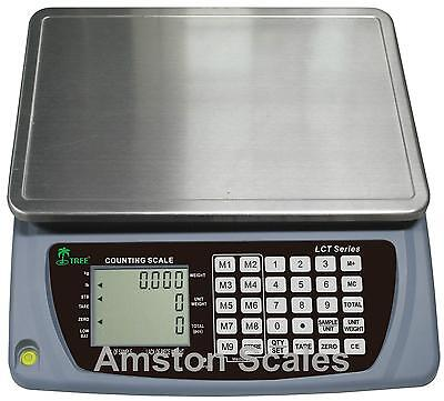 DIGITAL COUNTING/PARTS SCALE 3,7,16,33,66, or 110 LB on Rummage