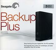 Seagate Backup Plus 3TB