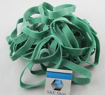 100 g Gummiringe Spezial grün Ø 60 mm breite 10 mm (1kg/€ 59,50) Art. Nr. 551