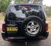 Mitsubishi Pajero GLX NP 6Cyl 3.8 LPG /PETROL Auto Wangi Wangi Lake Macquarie Area Preview