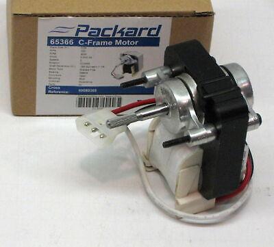 65366 For 99080365 Broan Nutone Range Hood Vent Fan Blower Motor