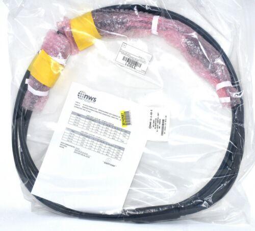 Commscope HFT410-4SNOK5-15 Heliax FiberFeed Hybrid Cable Assembly 4-Fibers